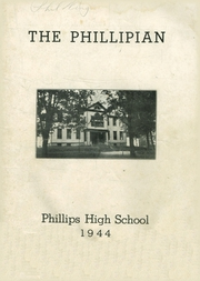 Page 1, 1944 Edition, Phillips High School - Phillipian Yearbook (Phillips, ME) online yearbook collection