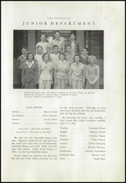 Page 11, 1944 Edition, Phillips High School - Phillipian Yearbook (Phillips, ME) online yearbook collection