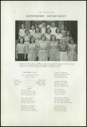 Page 12, 1944 Edition, Phillips High School - Phillipian Yearbook (Phillips, ME) online yearbook collection
