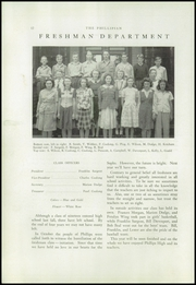Page 14, 1944 Edition, Phillips High School - Phillipian Yearbook (Phillips, ME) online yearbook collection