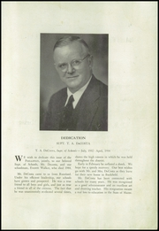 Page 3, 1944 Edition, Phillips High School - Phillipian Yearbook (Phillips, ME) online yearbook collection