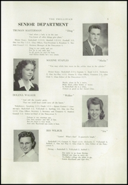 Page 7, 1944 Edition, Phillips High School - Phillipian Yearbook (Phillips, ME) online yearbook collection