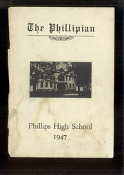 Page 1, 1947 Edition, Phillips High School - Phillipian Yearbook (Phillips, ME) online yearbook collection