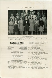 Page 16, 1947 Edition, Phillips High School - Phillipian Yearbook (Phillips, ME) online yearbook collection