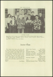Page 11, 1953 Edition, Phillips High School - Phillipian Yearbook (Phillips, ME) online yearbook collection