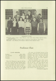 Page 13, 1953 Edition, Phillips High School - Phillipian Yearbook (Phillips, ME) online yearbook collection