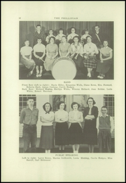 Page 14, 1953 Edition, Phillips High School - Phillipian Yearbook (Phillips, ME) online yearbook collection
