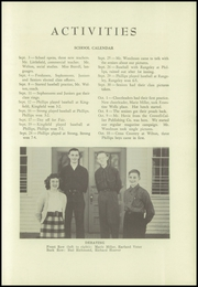 Page 15, 1953 Edition, Phillips High School - Phillipian Yearbook (Phillips, ME) online yearbook collection