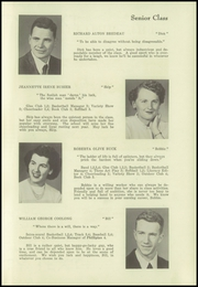 Page 5, 1953 Edition, Phillips High School - Phillipian Yearbook (Phillips, ME) online yearbook collection