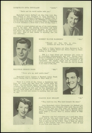 Page 6, 1953 Edition, Phillips High School - Phillipian Yearbook (Phillips, ME) online yearbook collection