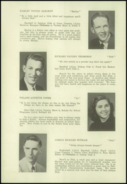 Page 8, 1953 Edition, Phillips High School - Phillipian Yearbook (Phillips, ME) online yearbook collection