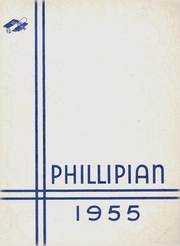 Page 1, 1955 Edition, Phillips High School - Phillipian Yearbook (Phillips, ME) online yearbook collection