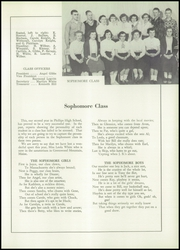 Page 13, 1955 Edition, Phillips High School - Phillipian Yearbook (Phillips, ME) online yearbook collection