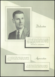 Page 3, 1956 Edition, Phillips High School - Phillipian Yearbook (Phillips, ME) online yearbook collection