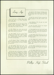 Page 4, 1956 Edition, Phillips High School - Phillipian Yearbook (Phillips, ME) online yearbook collection