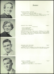 Page 8, 1957 Edition, Phillips High School - Phillipian Yearbook (Phillips, ME) online yearbook collection