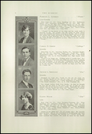 Page 6, 1928 Edition, New Sharon High School - Sunrise Yearbook (New Sharon, ME) online yearbook collection