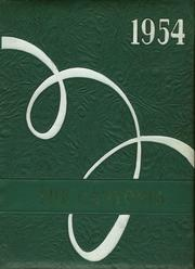 Page 1, 1954 Edition, Canton High School - Cantonia Yearbook (Canton, ME) online yearbook collection