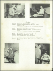 Page 10, 1954 Edition, Canton High School - Cantonia Yearbook (Canton, ME) online yearbook collection