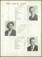 Page 15, 1954 Edition, Canton High School - Cantonia Yearbook (Canton, ME) online yearbook collection