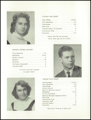 Page 11, 1958 Edition, Canton High School - Cantonia Yearbook (Canton, ME) online yearbook collection