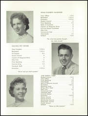 Page 13, 1958 Edition, Canton High School - Cantonia Yearbook (Canton, ME) online yearbook collection