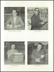 Page 7, 1958 Edition, Canton High School - Cantonia Yearbook (Canton, ME) online yearbook collection