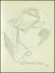Page 9, 1958 Edition, Canton High School - Cantonia Yearbook (Canton, ME) online yearbook collection