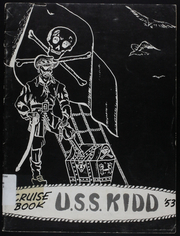 Page 1, 1953 Edition, Kidd (DDG 661) - Naval Cruise Book online yearbook collection