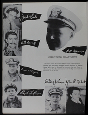 Page 10, 1953 Edition, Kidd (DDG 661) - Naval Cruise Book online yearbook collection