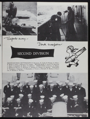 Page 9, 1953 Edition, Kidd (DDG 661) - Naval Cruise Book online yearbook collection
