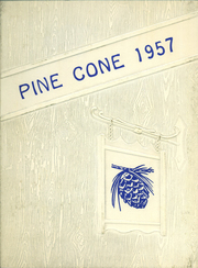 1957 Edition, Cornish High School - Pine Cone Yearbook (Cornish, ME)