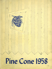 1958 Edition, Cornish High School - Pine Cone Yearbook (Cornish, ME)