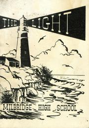 Page 1, 1954 Edition, Milbridge High School - Light Yearbook (Milbridge, ME) online yearbook collection