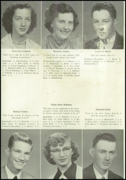 Page 10, 1954 Edition, Milbridge High School - Light Yearbook (Milbridge, ME) online yearbook collection