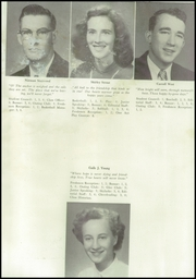 Page 11, 1954 Edition, Milbridge High School - Light Yearbook (Milbridge, ME) online yearbook collection