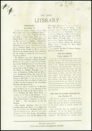 Page 14, 1954 Edition, Milbridge High School - Light Yearbook (Milbridge, ME) online yearbook collection