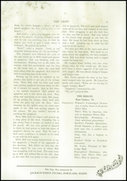 Page 15, 1954 Edition, Milbridge High School - Light Yearbook (Milbridge, ME) online yearbook collection