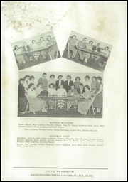 Page 5, 1954 Edition, Milbridge High School - Light Yearbook (Milbridge, ME) online yearbook collection