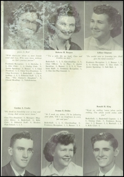 Page 9, 1954 Edition, Milbridge High School - Light Yearbook (Milbridge, ME) online yearbook collection