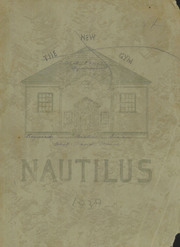 1939 Edition, West Paris High School - Nautilus Yearbook (West Paris, ME)