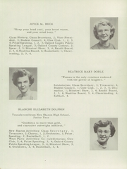 Page 17, 1951 Edition, West Paris High School - Nautilus Yearbook (West Paris, ME) online yearbook collection