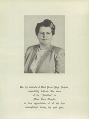 Page 3, 1951 Edition, West Paris High School - Nautilus Yearbook (West Paris, ME) online yearbook collection