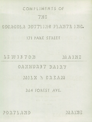 Page 99, 1951 Edition, West Paris High School - Nautilus Yearbook (West Paris, ME) online yearbook collection