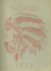 Page 1, 1953 Edition, Medway High School - Nicatou Yearbook (Medway, ME) online yearbook collection