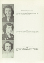Page 15, 1953 Edition, Medway High School - Nicatou Yearbook (Medway, ME) online yearbook collection