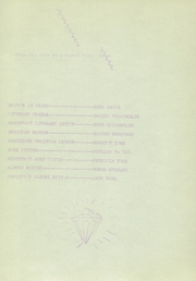 Page 5, 1953 Edition, Medway High School - Nicatou Yearbook (Medway, ME) online yearbook collection