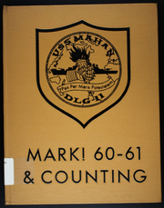 Page 1, 1961 Edition, Mahan (DLG 11) - Naval Cruise Book online yearbook collection
