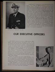 Page 12, 1961 Edition, Mahan (DLG 11) - Naval Cruise Book online yearbook collection