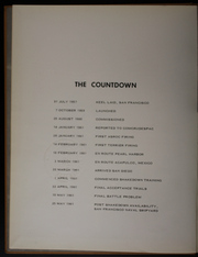 Page 6, 1961 Edition, Mahan (DLG 11) - Naval Cruise Book online yearbook collection
